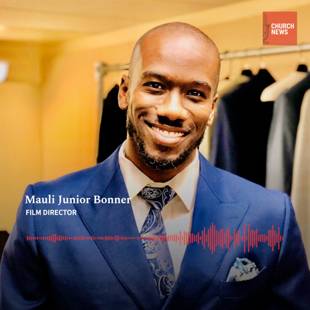 Church News podcast Episode 34 with Mauli Bonner speaking about the importance of early Black pioneers in the Church.