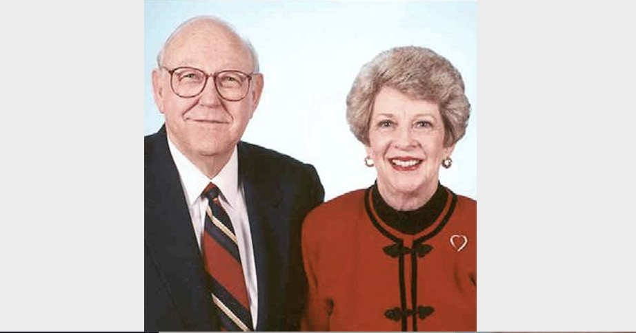 Elder Cree-L Kofford, a General Authority Seventy, and his wife, Sister Ila Jean Kofford