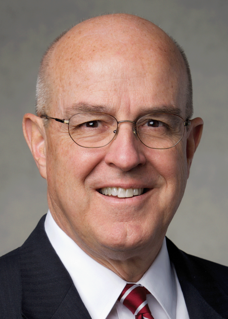 Elder L. Whitney Clayton, first counselor in The Tabernacle Choir at Temple Square Presidency.