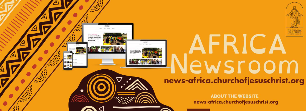 The new African English site merges news for Latter-day Saints and the public from seven websites in the Church's Africa South, Central and West Areas.
