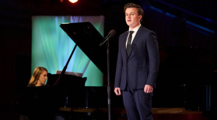 """Erick Mosteller sings """"Sweet Above All That Is Sweet"""" for the 2021 Church Music Festival broadcast Sept. 17, 2021."""